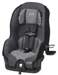 Evenflo Tribute LX Convertible Car Seat Saturn