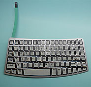 Industrial, Sealed Computer Keyboards - SBL India