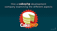Choose the best CakePHP development company for your project