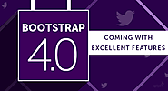 Bootstrap 4 coming with excellent features