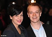 Theon Greyjoy is singer Lily Allen's younger brother.
