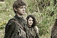 Thomas Brodie-Sangster (Jojen Reed) was 22 when cast in the role.