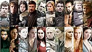 Game of Thrones is the first TV series has the biggest main cast ever.
