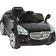 Black BMW Look A Like 12 Volt Electric Car