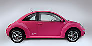 Electric Wheels Barbie Volkswagen Beetle
