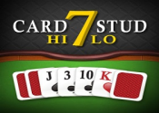 7 Card Stud Hi-Lo rules