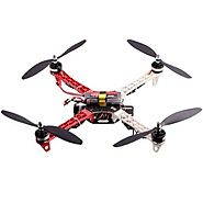 NEEWER® 4-Axis HJ450 Frame Airframe FlameWheel Strong Smooth KK MK MWC Quadcopter