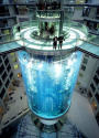 AquaDom - The World's Largest Cylindrical Aquarium | Classteacher | Mind Shaper Technologies