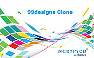 Create landing page design contest website by using 99designs clone