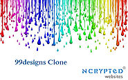 Creative 99design Clone from NCrypted Websites