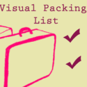Visual Packing List