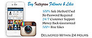 Buy Instagram Followers UK & 500+ FREE Likes