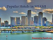 Popular Hotels in MIAMI