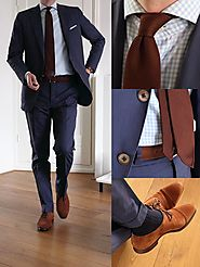 Men's Fashion for Engagement Party