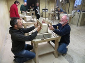 Spend a weekend engulfed in stonemasonry at The Orton Trust - see the video