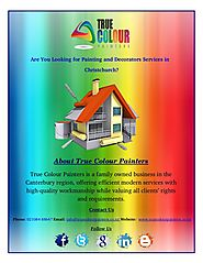 Painters and Decorators in Christchurch