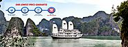 Signature Halong Cruise - Best Luxury Cruise, Best 5 Stars Cruise