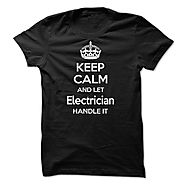 Keep Calm and Let Electrician Handle It