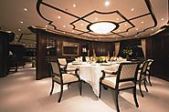 Luxury Round Formal Dining Table With Incredible Interior Design Ideas