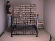 PaulyBuilt, Inc. The Strongest Bed Frame on the Planet.