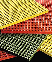 Why Fiberglass Gratings Are Excellent Floor Covering Material?