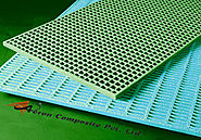 What Are the Procedure of FRP gratings manufacturing?