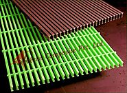 How GRP Pultruded Gratings are more suitable than Steel Gratings