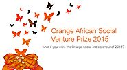 Orange calls for African Social Venture Prize applications