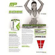 Musclepharm Glutamine Delhi India | Musclepharm Online Seller -Mouzlo.com