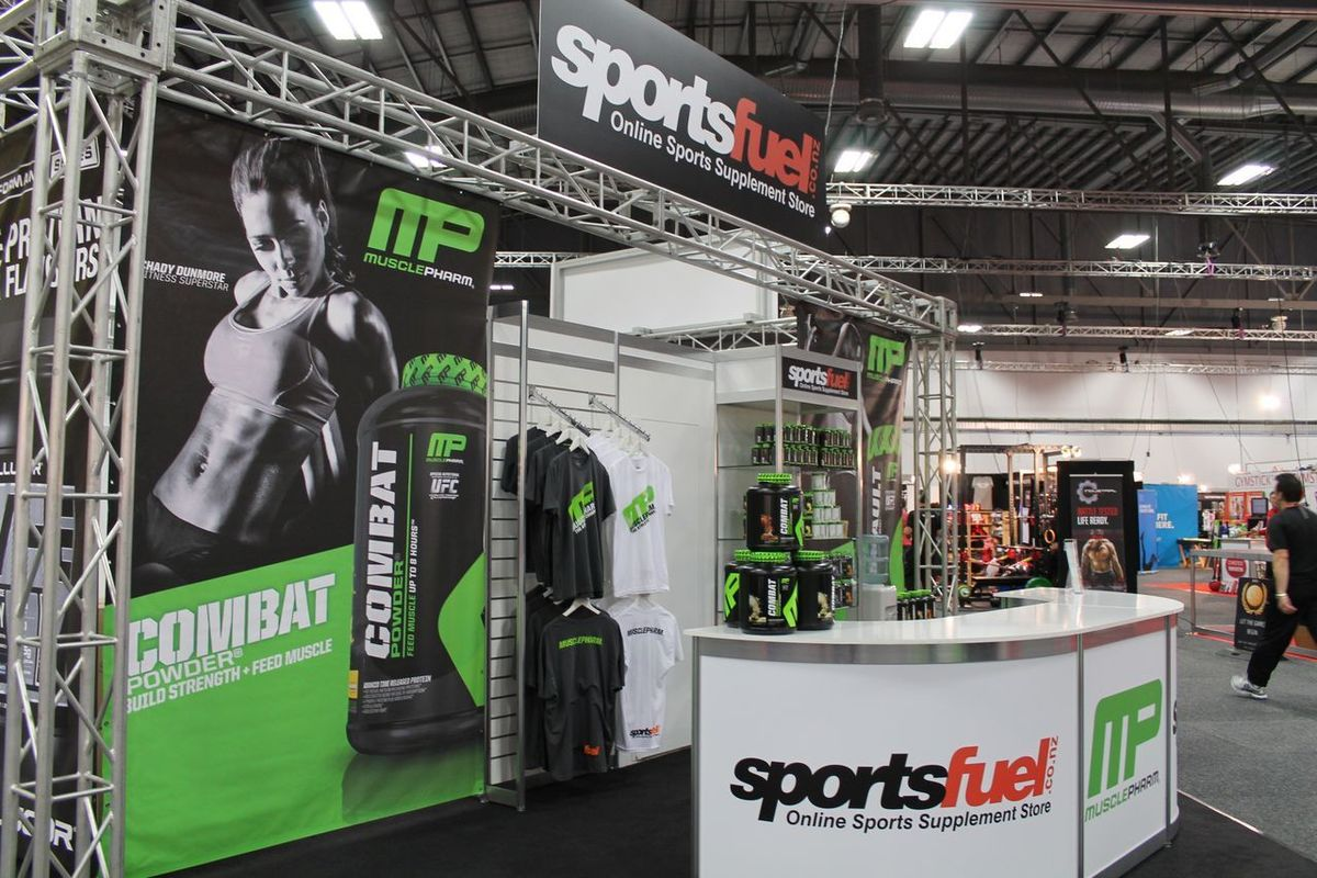 Headline for MusclePharm Nutrition Markets Best Selling Products