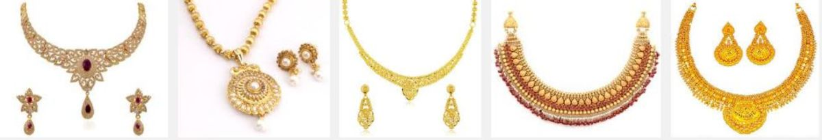 Headline for Gold Jewelry Necklace Designs For Sale Online