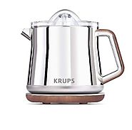 KRUPS ZX800 Silver Art Collection Citrus Press