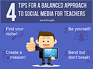 A Balanced Approach To Social Media For Teachers