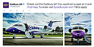 #FlyFriday with Cadbury, Doritos #ForTheBold & Nike Sends Gifts To A Lucky Tweeter - SocialBro