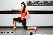 Shake to Change with Barre Workouts - FitFluential