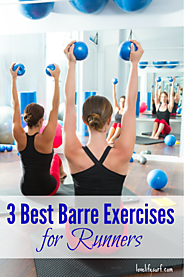 Barre for Runners: 3 Great Barre Exercises