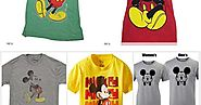 Mickey Mouse T Shirts