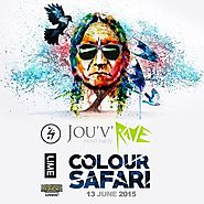JouvRAVE - Cooler Paint Party 2015