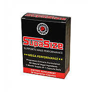 SupaSize Malaysia, Mega Supreme Erection & Longer Stamina