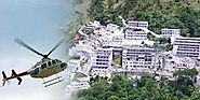 Get Return Helicopter Tickets for Mata Vaishnodevi at Best Price