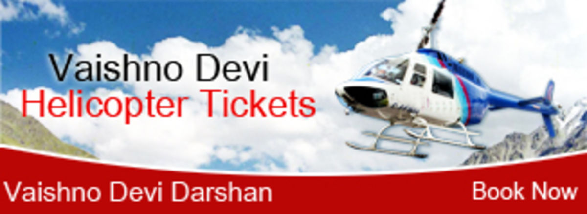 Headline for Mata Vaishno Devi Helicopter