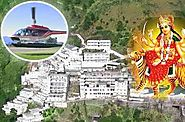 Helicopter Service for Vaishno Devi Yatra at Affordable Cost