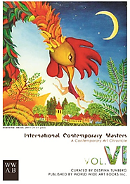 International Contemporary Masters: List of Volumes of the Popular Book Published by World Wide Art Books