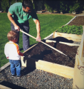 How to Cultivate a Young Gardener