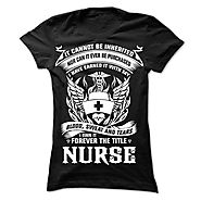 Funny Nurse T Shirts