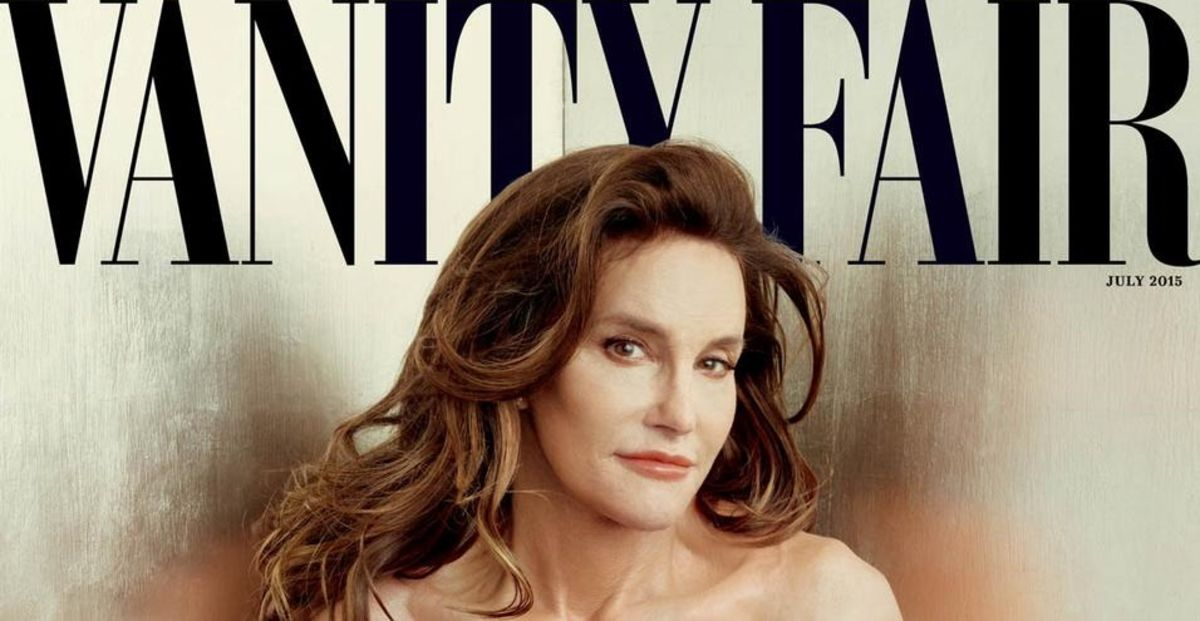 Headline for 5 Awesome Things that happened when Caitlyn Jenner was on the cover of Vanity Fair