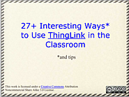 Teachers Guide to Creating Rich Interactive Visuals Using ThingLink