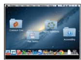 MacBook Air Desktop