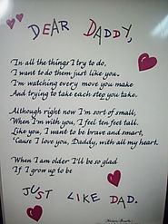 Happy Fathers Day Poems 2015 | Fathers Day Poems From Kids