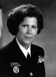 Dr. Antonia Novello: First Woman and First Hispanic to Become Surgeon General of the United States